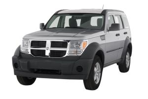 Dodge Nitro Autoradio DVD Player GPS Navigation | Multimedia-Navigationssystem Autoradio DVD Player Speziell für Dodge Nitro