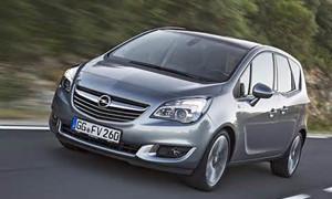 Opel Meriva Autoradio DVD Player GPS Navigation   Multimedia-Navigationssystem Autoradio DVD Player Speziell für Opel Meriva