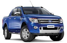 Ford Ranger Autoradio DVD Player GPS Navigation | Multimedia-Navigationssystem Autoradio DVD Player Speziell für Ford Ranger