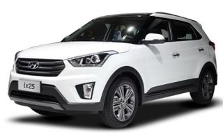 Hyundai ix25 Autoradio DVD Player GPS Navigation | Multimedia-Navigationssystem Autoradio DVD Player Speziell für Hyundai ix25