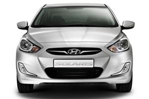 Hyundai Solaris Autoradio DVD Player GPS Navigation | Multimedia-Navigationssystem Autoradio DVD Player Speziell für Hyundai Solaris
