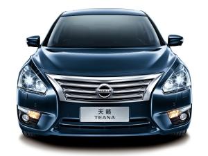 Nissan Teana Autoradio DVD Player GPS Navigation | Multimedia-Navigationssystem Autoradio DVD Player Speziell für Nissan Teana