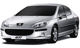 Peugeot 407 Autoradio DVD Player GPS Navigation   Multimedia-Navigationssystem Autoradio DVD Player Speziell für Peugeot 407