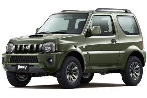 Suzuki Jimny Autoradio DVD Player GPS Navigation | Multimedia-Navigationssystem Autoradio DVD Player Speziell für Suzuki Jimny
