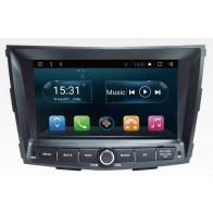 ssangyong tivoli android 8 1 autoradio gps. Black Bedroom Furniture Sets. Home Design Ideas