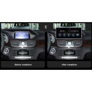 mercedes e klasse w212 autoradio android dvd gps. Black Bedroom Furniture Sets. Home Design Ideas