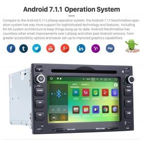 Android 7.1.1 Autoradio DVD Player GPS Navigation für Skoda Octavia I (1996-2010)-1