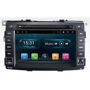 Android 6.0 Autoradio DVD Player GPS Navigation für Kia Sorento (2009-2012)-1