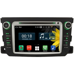 smart autoradio gps dvd navigation navi autoradio gps. Black Bedroom Furniture Sets. Home Design Ideas