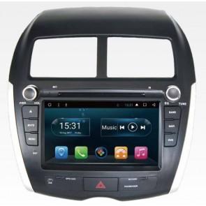 mitsubishi autoradio android dvd gps navigation android. Black Bedroom Furniture Sets. Home Design Ideas