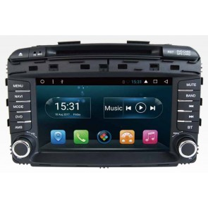 Android 6.0 Autoradio DVD Player GPS Navigation für Kia Sorento (Ab 2015)-1