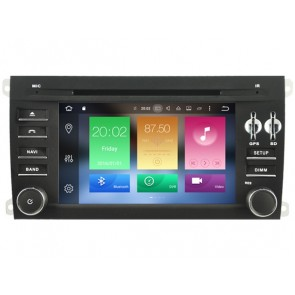 Android 6.0.1 Autoradio DVD Player GPS Navigation für Porsche Cayenne (2002-2010)-1