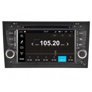 Seat Exeo S190 Android 7.1 Autoradio GPS Navigationssysteme mit 2G Ram Touchscreen Bluetooth Lenkradfernbedienung Mikrofon DAB RDS CD SD USB 4G WiFi TV OBD MirrorLink - S190 Android 7.1 Autoradio DVD Player GPS Navigation für Seat Exeo