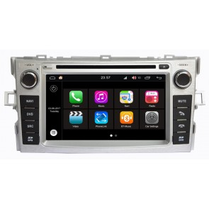 toyota verso autoradio android dvd gps navigation android. Black Bedroom Furniture Sets. Home Design Ideas