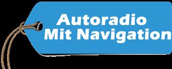 Autoradio mit Navigation